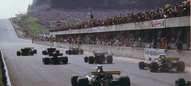 1970 Austrian Grand Prix: F1 Race Winner, Podium & Results