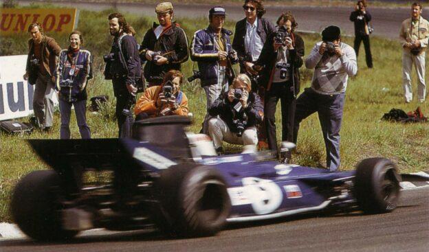1971 Dutch Grand Prix: F1 Race Winner, Podium & Results