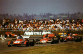 1971 British Grand Prix: F1 Race Winner, Podium & Results