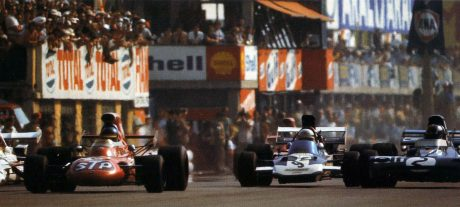 Results 1971 Formula 1 Grand Prix of Italy