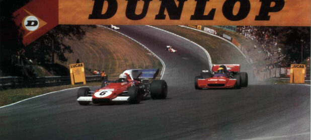 1972 British Grand Prix: F1 Race Winner, Podium & Results