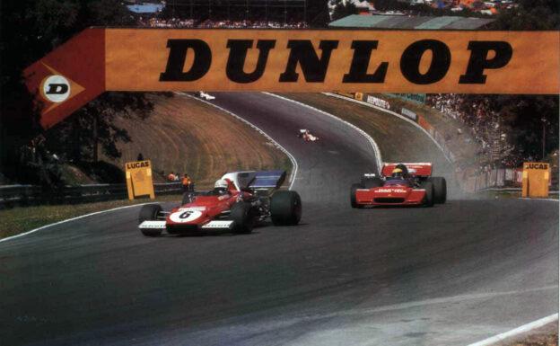 1972 British Grand Prix: F1 Race Winner, Podium & Results