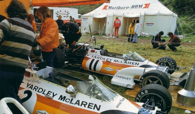 1972 French Grand Prix: F1 Race Winner, Podium & Results