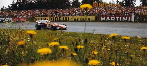 1972 German Grand Prix: F1 Race Winner, Podium & Results