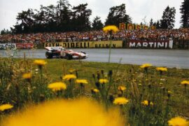 1972 German Grand Prix: F1 Race Winner, Podium & Results