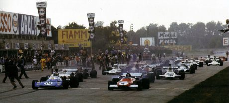 Results 1972 Formula 1 Grand Prix of Italy