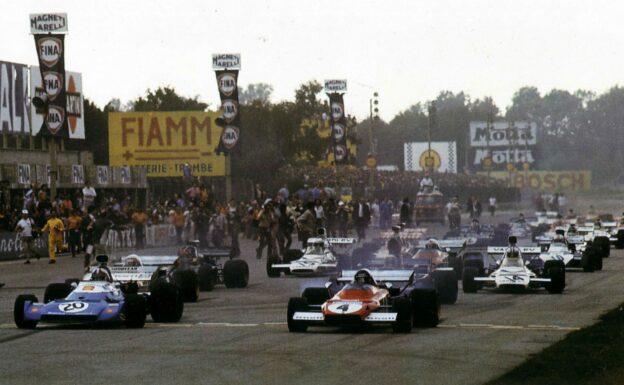 1972 Italian Grand Prix: F1 Race Winner, Podium & Results