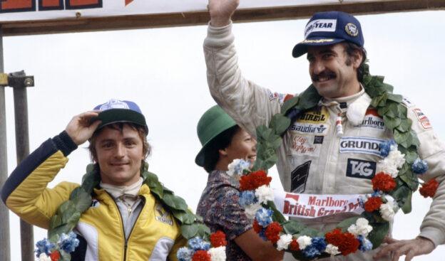 1979 British Grand Prix: F1 Race Winner, Podium & Results
