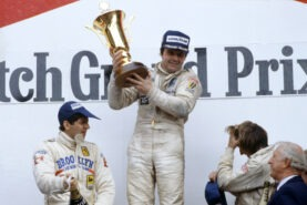 1979 Dutch Grand Prix: F1 Race Winner, Podium & Results