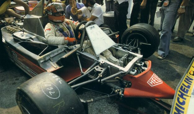 1979 Italian Grand Prix: F1 Race Winner, Podium & Results