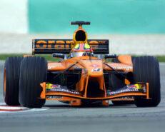 Luciano Burti Arrows Malaysia 2002