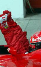 Schumacher wins at San Marino 2002