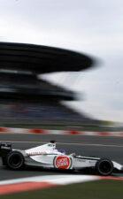 Jagues Villeneuve BAR Nurburgring 2002