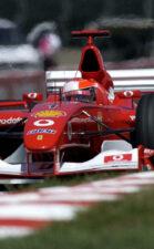 Micheal Schumacher, Ferrari F2002, 2002 Malaysian GP