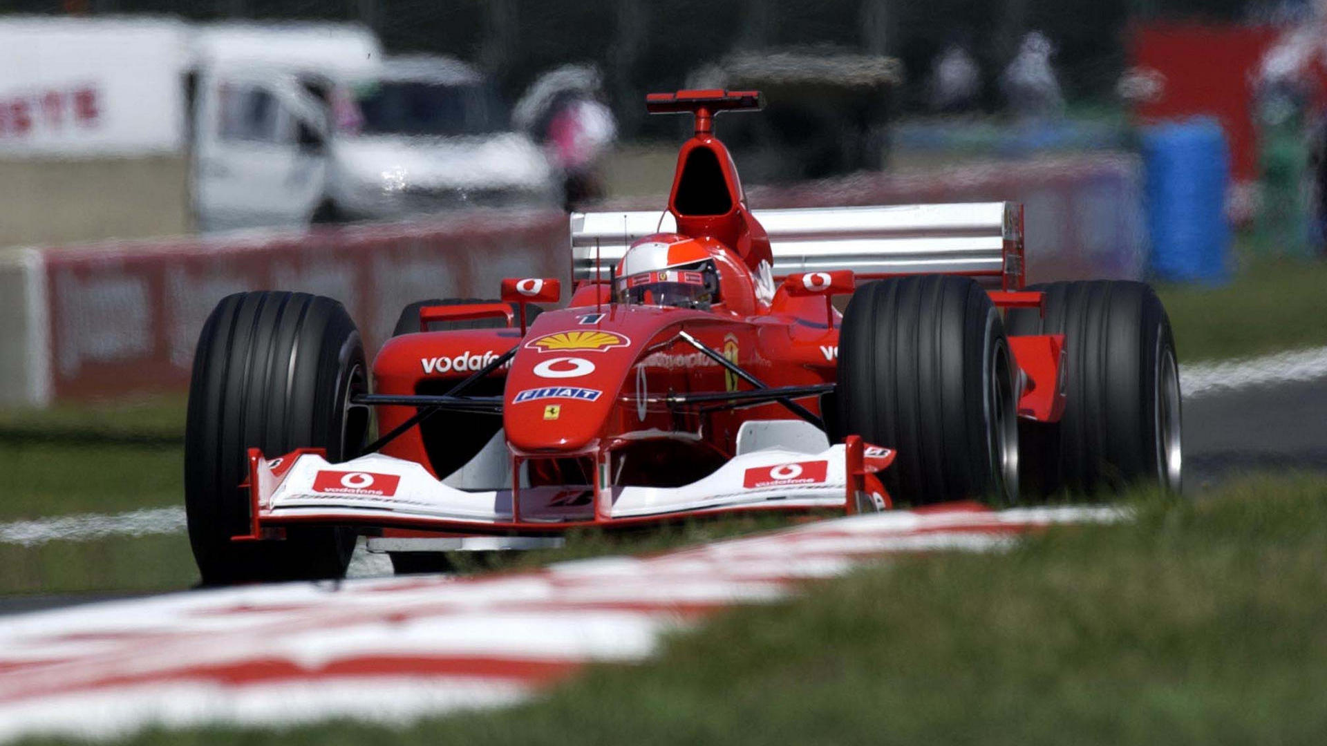 Hd Wallpapers 2002 Formula 1 Grand Prix Of France