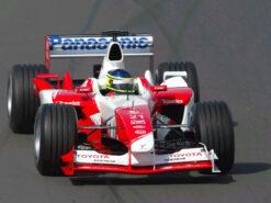 Cristiano da Matta, Toyota TF103