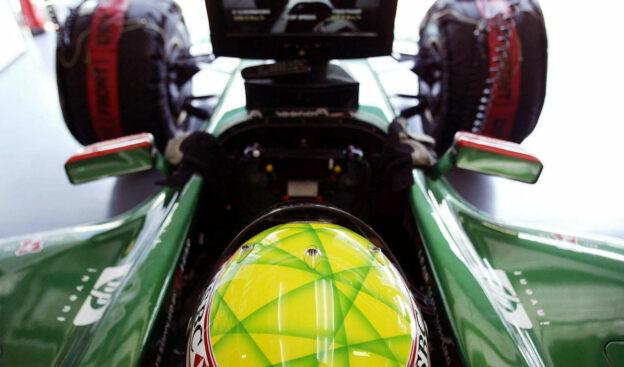 Mark Webber, Jaguar R4