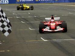Rubens Barrichello, Ferrari F2003GA , 2003 British GP