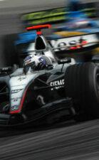 David Coulthard, McLaren MP4-19 Mercedes (2004) Malaysian F1 GP