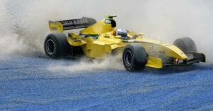 Tiago Monteiro, Jordan EJ15 2005 Australia