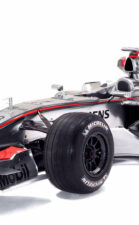 F1 reveal McLaren MP4-21 2006