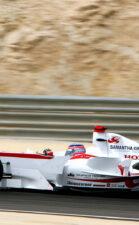 Takumo Sato Super Aguri SA06 2006 Bahrain F1 GP