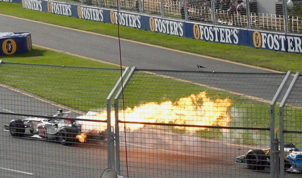 Results 2006 Formula 1 Grand Prix of Australia
