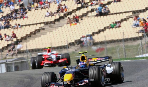Robert Doornbos Red Bull RB2 2006 Spanish F1 GP