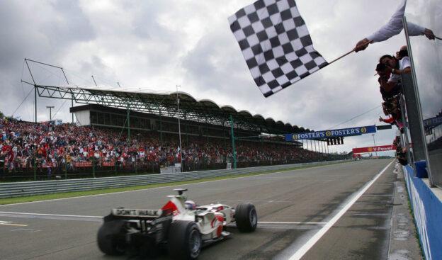 Results 2006 Formula 1 Grand Prix of Hungary