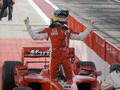 Results 2007 Formula 1 Grand Prix of Bahrain