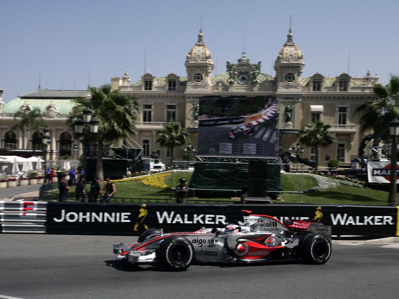 Results 2007 Formula 1 Grand Prix of Monaco