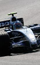 Alexander Wurz Williams FW29 Toyota 2007 Spain F1 GP