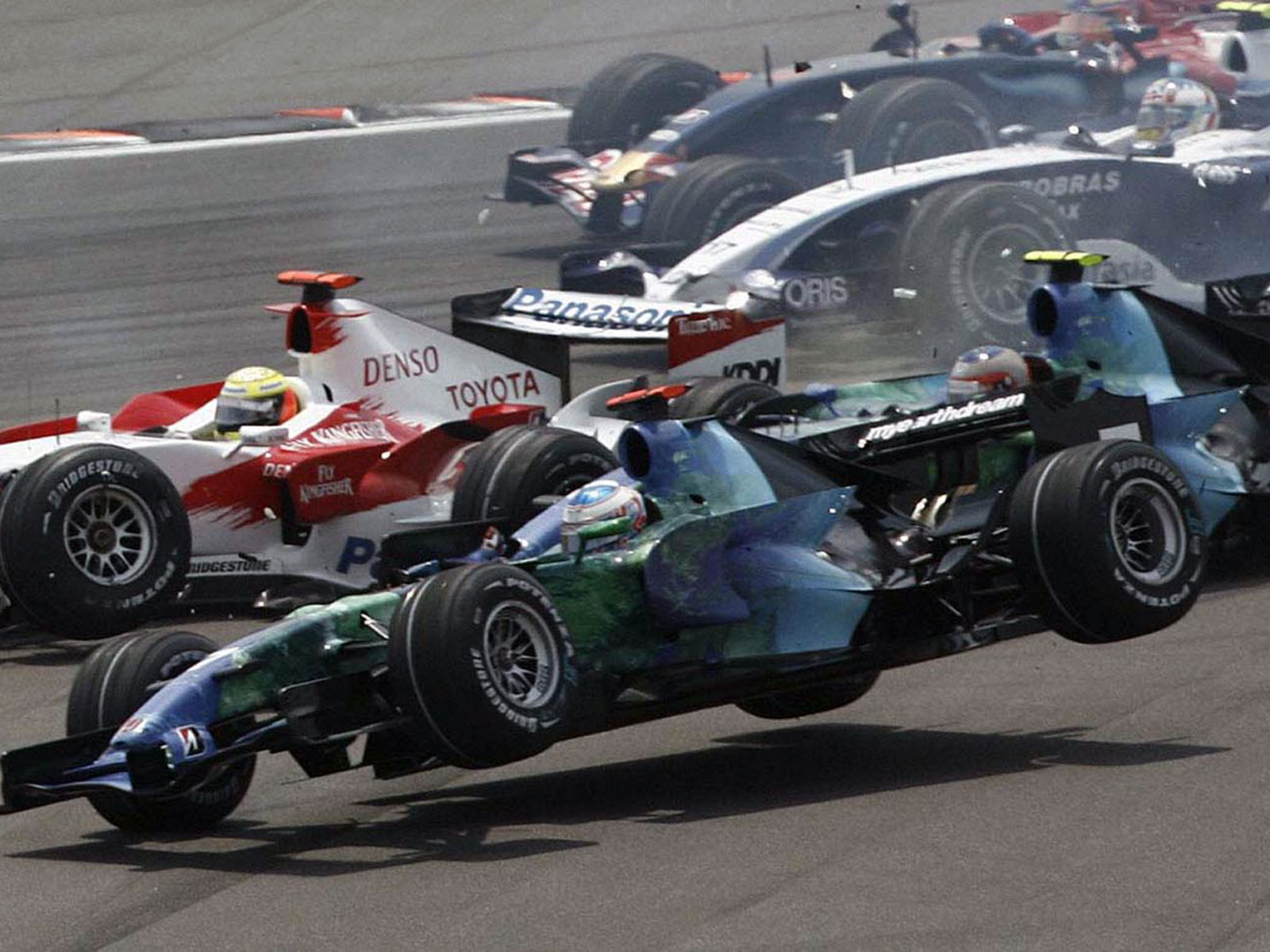 Hd Wallpapers 2007 Formula 1 Grand Prix Of Usa F1
