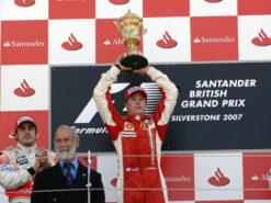 Results 2007 Formula 1 Grand Prix of Great Britain
