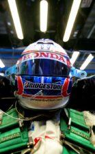 Jenson Button Honda RA107 (2007)