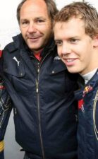 Berger thinks Vettel should be full time bee-keeper after F1