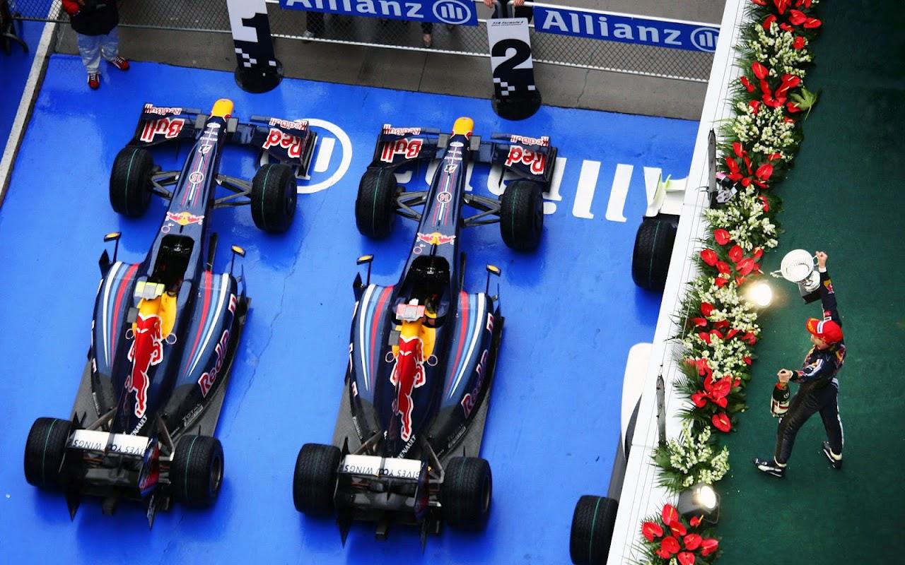 Results 2009 Formula 1 Grand Prix of China