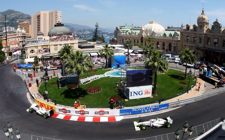 Results 2009 Formula 1 Grand Prix of Monaco