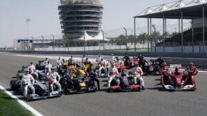 Results 2010 Formula 1 Grand Prix of Bahrain