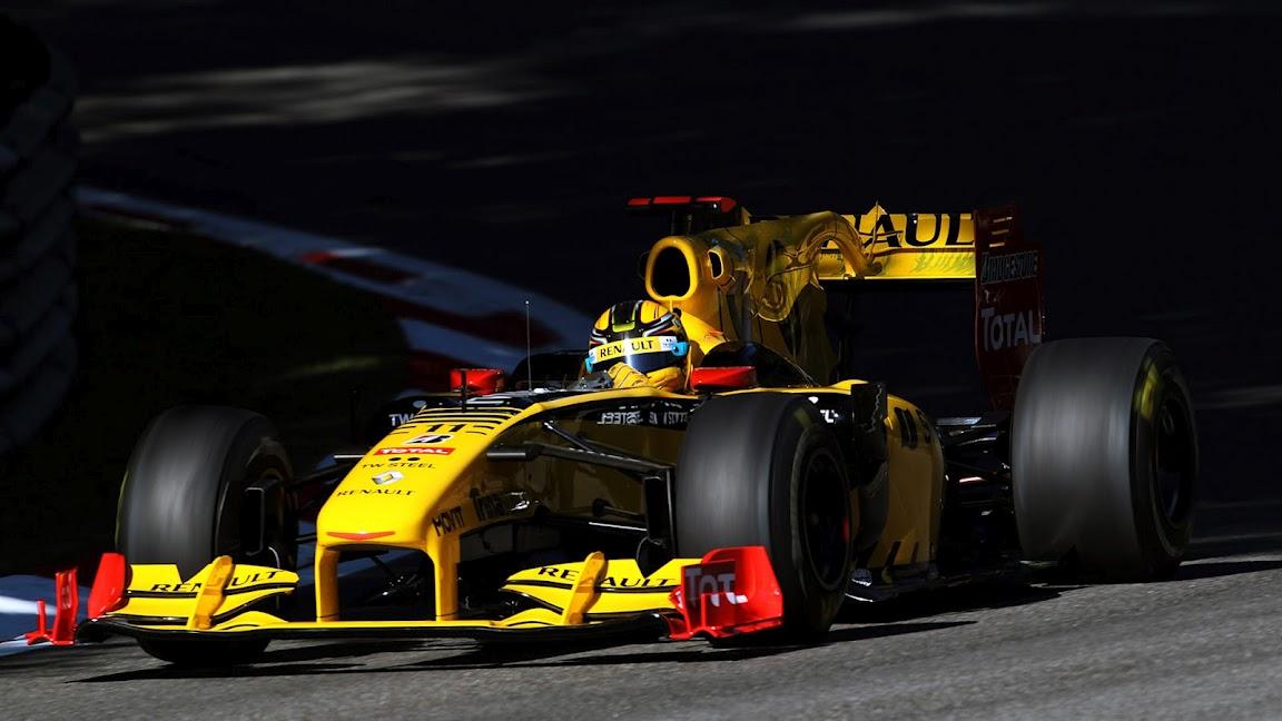 Renault F1 Team Información Y Estadísticas F1 Fansitecom