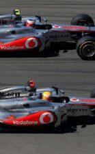 McLaren MP4-26 Button & Hamilton (2012)
