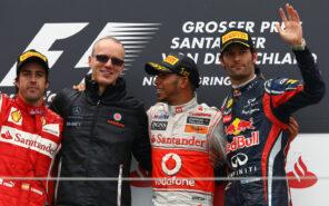 Results 2011 Formula 1 Grand Prix of Germany