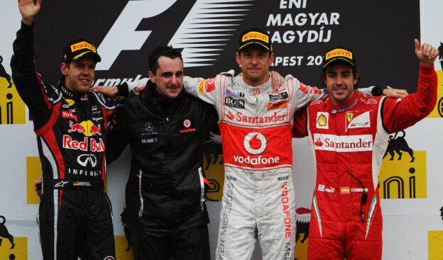 Results 2011 Formula 1 Grand Prix of Hungary