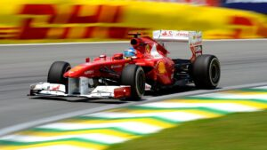Fernando Alonso Ferrari F150 Brazil 2011