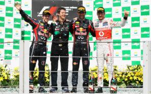 Results 2011 Formula 1 Grand Prix of Brazil