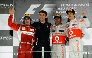 Results 2011 Formula 1 Grand Prix of Abu Dhabi