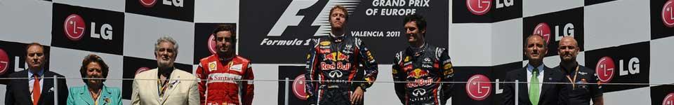 podium header