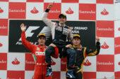2012 Spanish Grand Prix: F1 Race Results, Winner & Podium