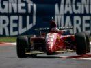 Gerhard Berger, Ferrari 412T2 1995 Italian Grand Prix