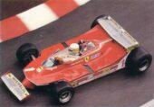 Jodie Scheckter, Ferrari 312T5, 1980 Monaco GP